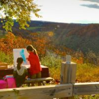 Painting En Plein Air With Kids