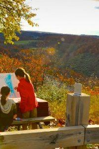 Painting En Plein Air With Kids