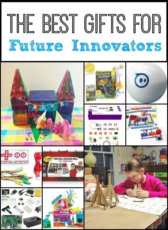 Gift Guide for Future Innovators