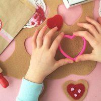 DIY Cupid's Cookie Shop!