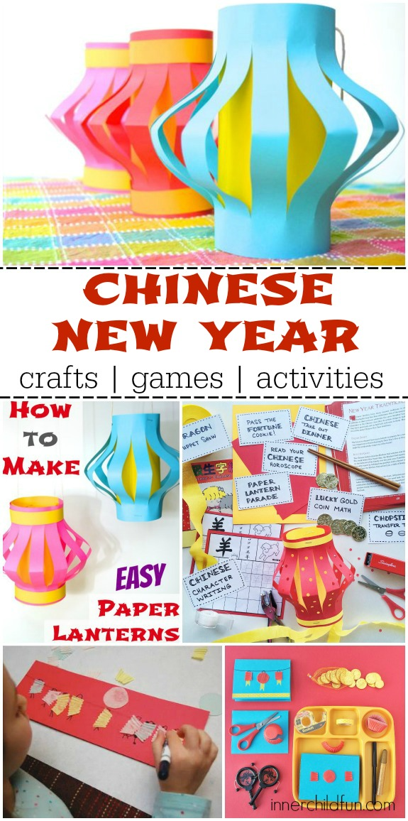 Chinese New Year Crafts And Activities Inner Child Fun