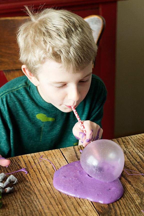 Slime Sensory Play