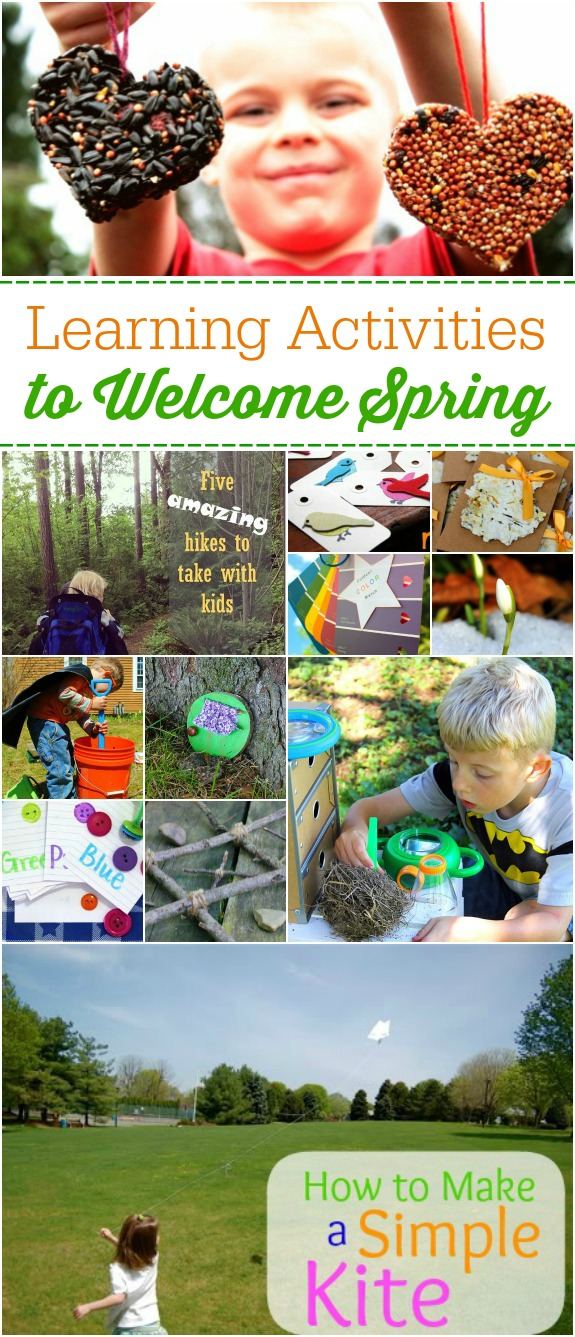 Learning Activities for Spring