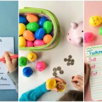 Easter Egg Learning Activities