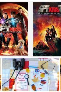 Spy Kids – Family Movie Marathon