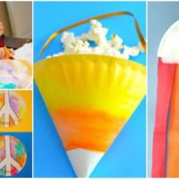 Paper Plate Crafts for Preschoolers