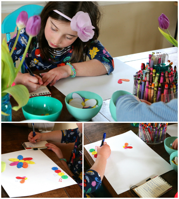 Math Activities for Spring