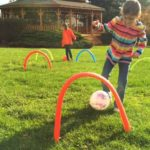 How to Make an Outdoor Obstacle Course