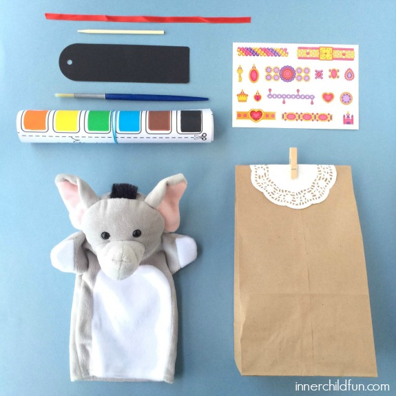 Birthday Party Favor Ideas -- these are great!