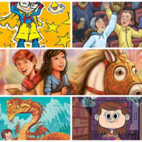 10 Beginning Chapter Book Series for Kids