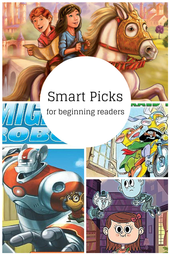 Smart Picks for Beginning Readers -- 10 Best Chapter Books for Kids