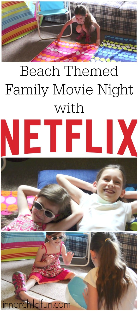 Family Movie Night -- Beach Theme
