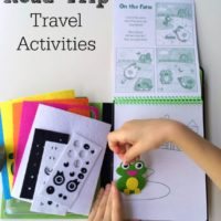 Favorite Road Trip Games and Activities