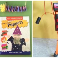 Puppet Crafts and Activities