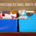 Favorite Road Trip Snacks, Treats, and Tips