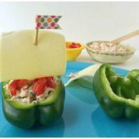 Tuna Salad Snack