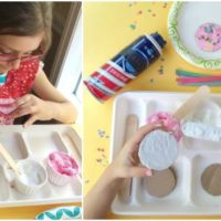 Cardboard Crafts — Pretend Cookie Shop