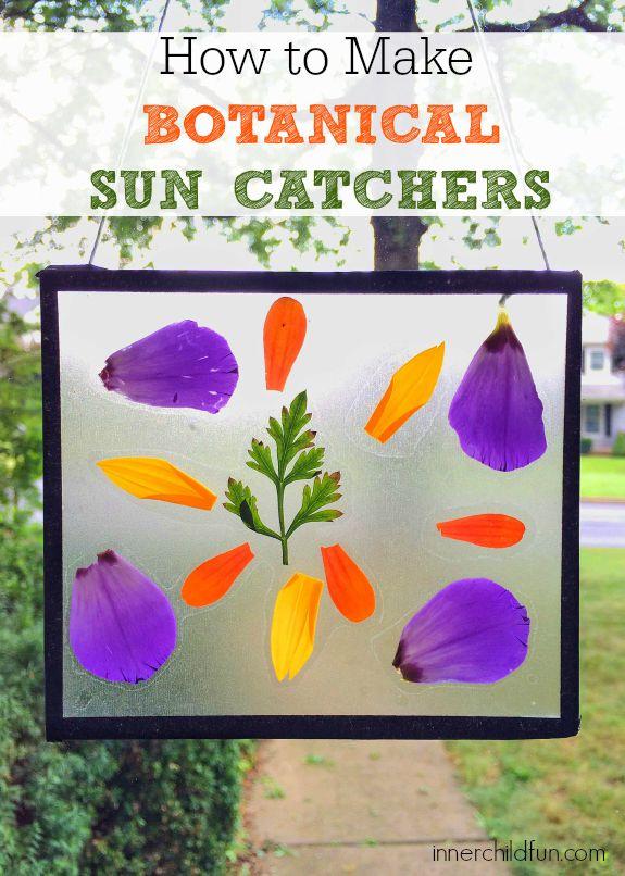 Botanical Sun Catchers