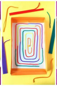Tween Craft – Box Lid Mazes