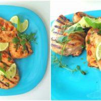 Favorite Summer Recipes – Honey Lime Chicken
