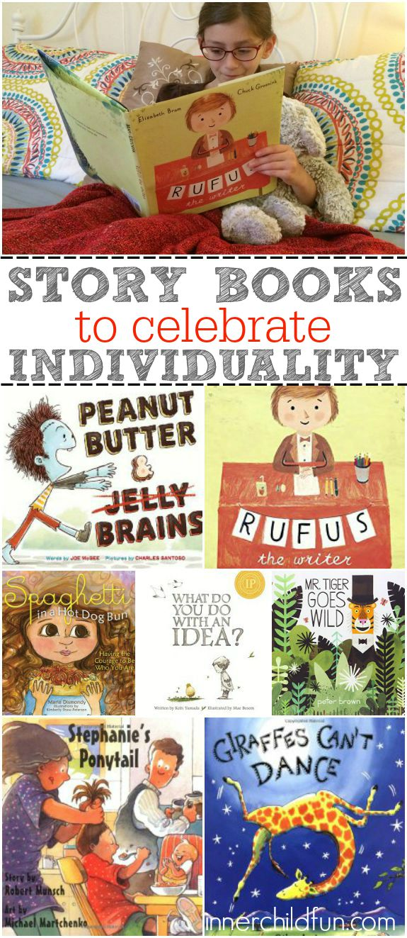 Books to Celebrate Individuality