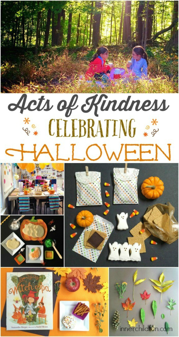 Acts of Kindness Celebrating Halloween