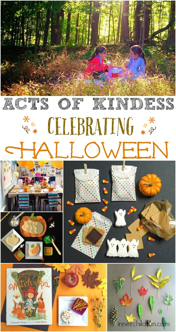 Acts of Kindness -- Halloween Edition!