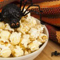 Netflix Halloween Family Movie Night