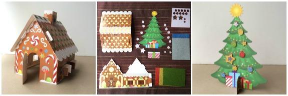 Handmade Christmas - Mess Free!