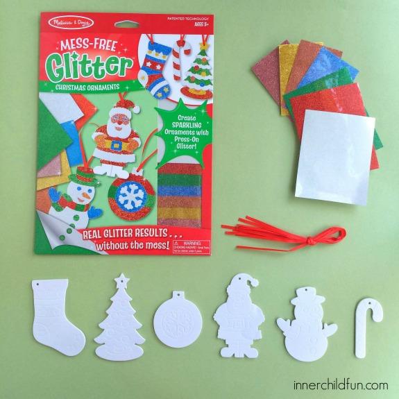 Handmade Christmas -- Mess Free!