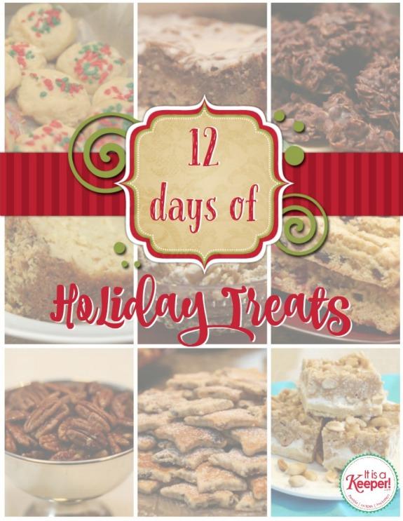 12 Days of Holiday Treats