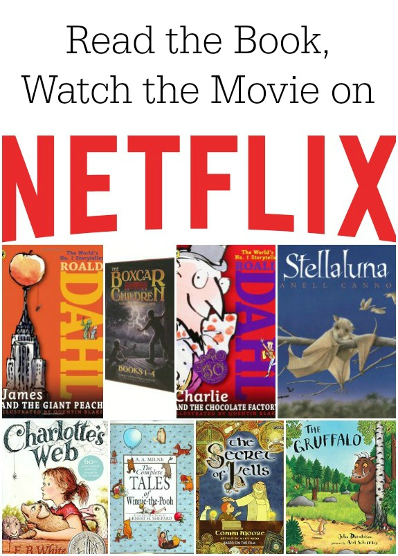 Netflix Kids Movies For School