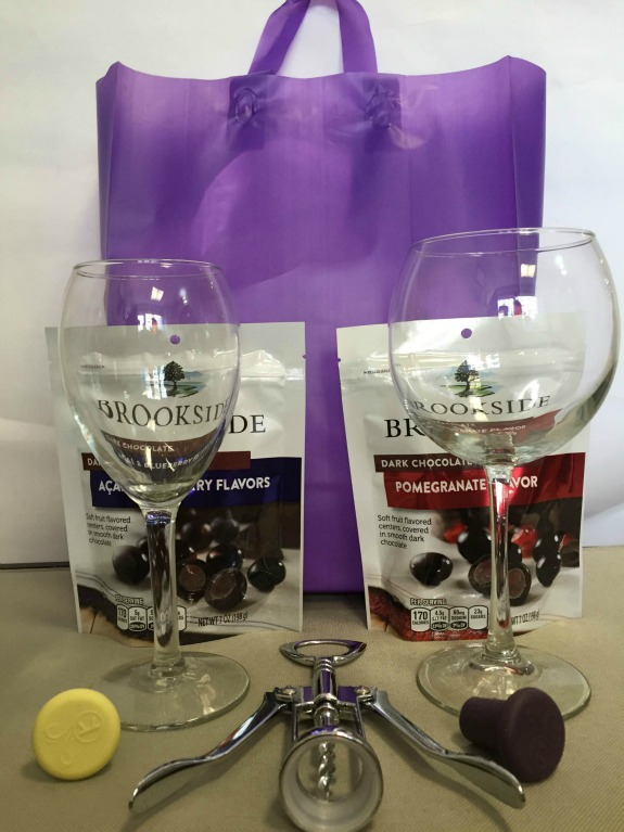Brookside Chocolates and Clos du Bois Wines #TalkAboutDelicious #Giveaway