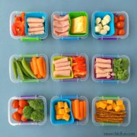 10 Days of After School Snacks (no repeats)