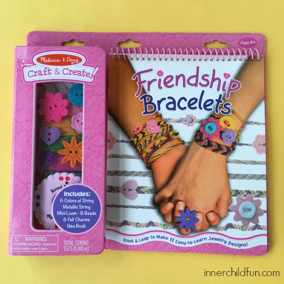 Friendship Bracelet Kit by Melissa & Doug