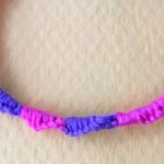 How to Make Spiral Friendship Bracelets