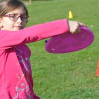 Active Play – DIY Flying Disc Games