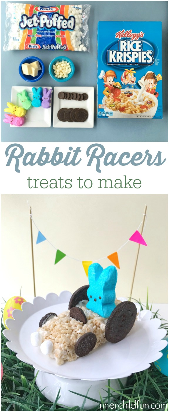 Rabbit Racers - No Bake Treats