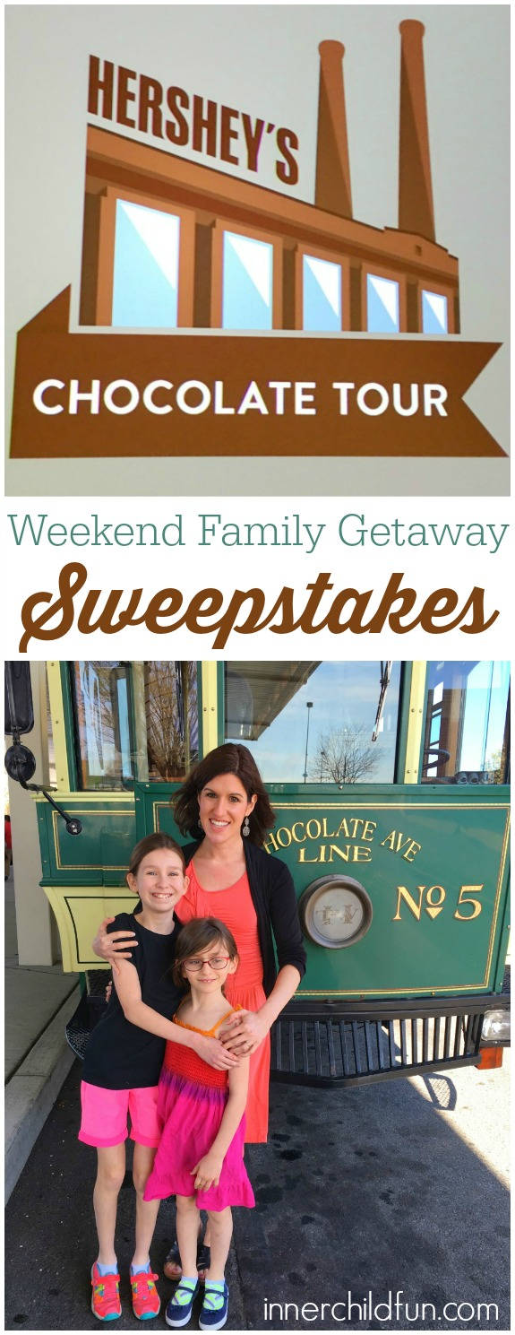 HERSHEY'S Chocolate World Sweepstakes!