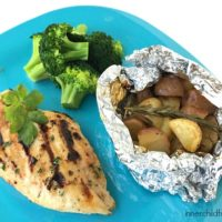 Favorite Grilled Chicken Recipe