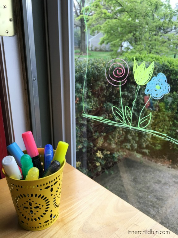 Favorite Window Art Projects
