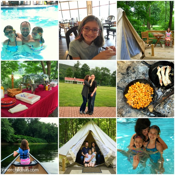 Family Travel - Glamping!