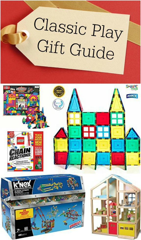 Classic Play Holiday Gift Guide