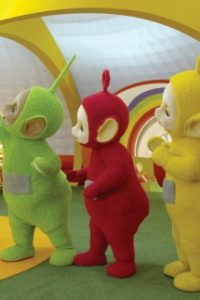Teletubbies Are Back on Nick Jr!