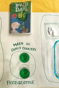 The BFG – Crafts and Activities