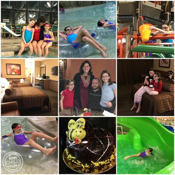 #LoveAtFirstSplash at Kalahari in Pocono Mountains, PA!
