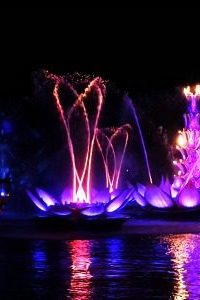 Rivers of Light Nighttime Spectacular