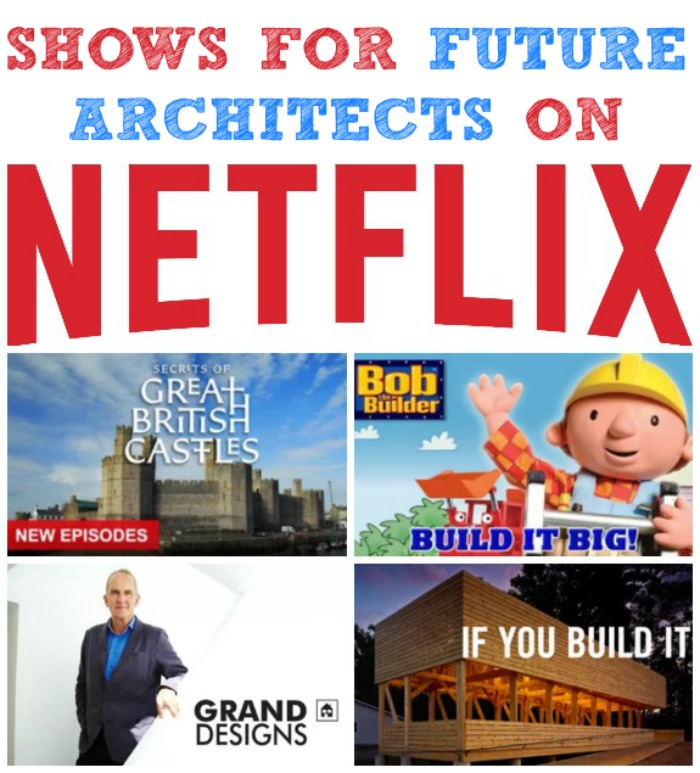Shows Future Architects will love to watch on Netflix Streaming!
