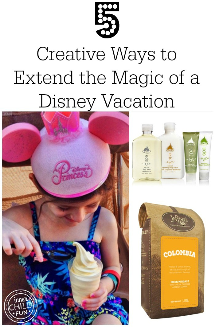 5 Creative Ways to Extend the Magic of a Disney Vacation