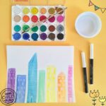 Favorite Watercolor Projects for Kids